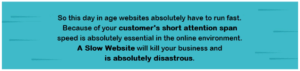 Did You Know The Speed of Your Website   Determines How Much Money You Can Make?