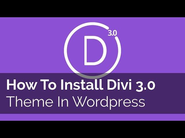 How To Correctly Install WordPress